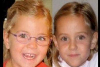 Alessia e Livia, le bambine scomparse (Ansa)