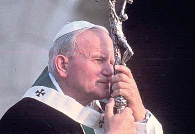 WOJTYLA/ Scola: I'll tell you about the John Paul II that I knew