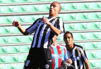 Inler, giocatore del Napoli ex Udinese (Ansa)