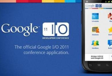 Il logo di Google I/O 2011
