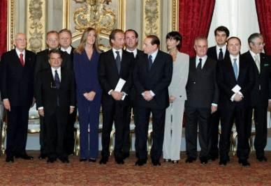 Il governo Berlusconi IV