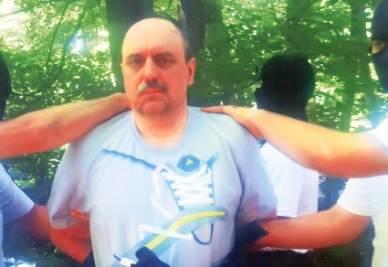 L'arresto di Goran Hadzic, foto Ansa