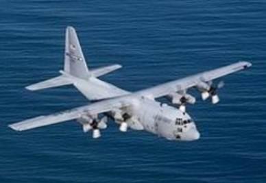 Un Hercules C-130