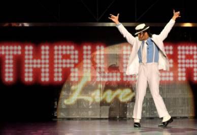 Mathieu non riuscirebbe mai a ballare come Michael Jackson