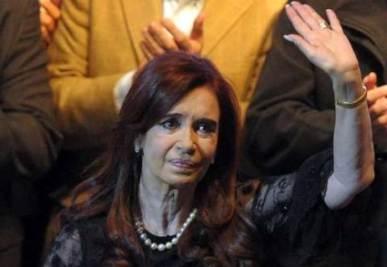 Cristina Kirchner, foto Ansa
