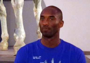 Kobe Bryant, foto Ansa