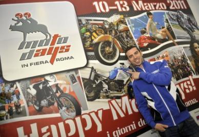 Marco Melandri (foto Ansa)