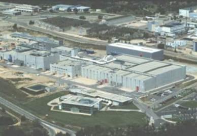 Il sito nucleare di Marcoule in Francia