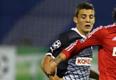 Il talento della Dinamo Kovacic (ANSA)