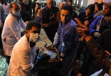 Feriti evacuati da Misurata sulla nave per Bengasi