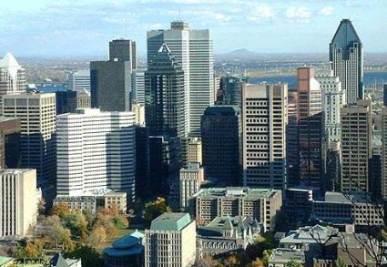 La città di Montreal