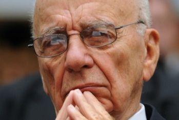 Rupert Murdoch, foto Ansa