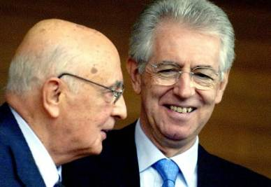 Mario Monti (Imagoeconomica)