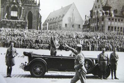 Una parata nazista