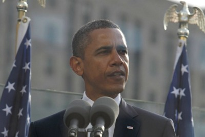 VIDEO/ September 11 Memorial: Obama reads from Psalms