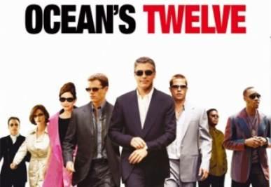 Ocean's Twelve, in onda stasera