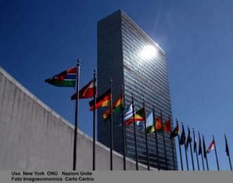 La sede delle Nazioni Unite (Imagoeconomica)