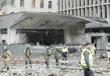 L'attentato a Oslo