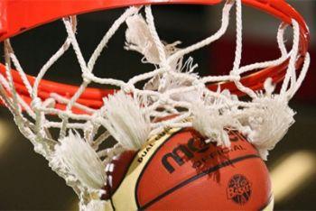 Un pallone da basket (Foto: ANSA)