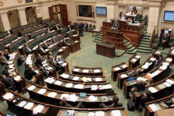 Il Parlamento del Belgio