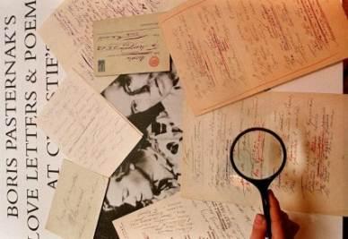 Le lettere di Pasternak (Foto Ansa)