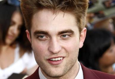 Robert Pattinson, foto Ansa