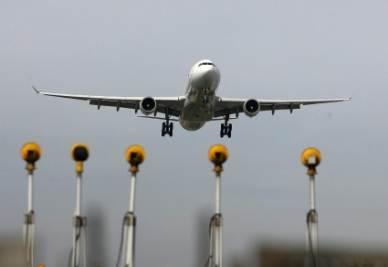 Un aereo delle Philippine Airlines