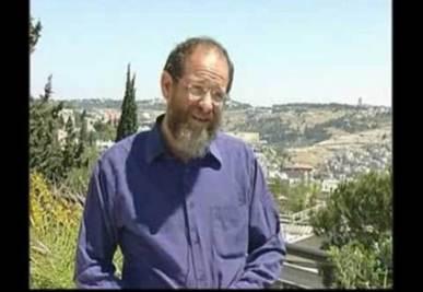 Il rabbino Goshen-Gottstein