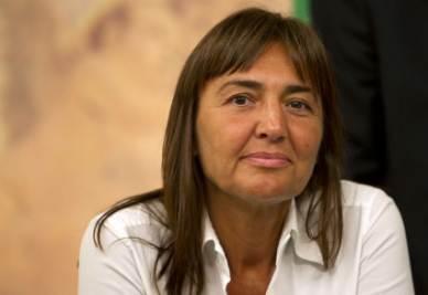 Renata Polverini (Foto Ansa)