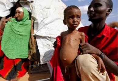 Famine on the Horn of Africa