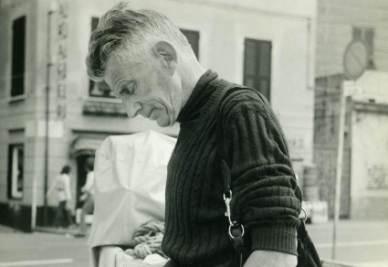 Samuel Beckett (Ansa)