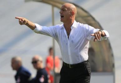 Giuseppe Sannino (Ansa)