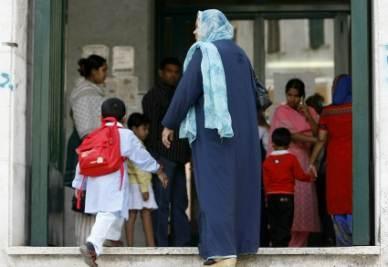 Aumenta il numero degli studenti stranieri  (Foto Ansa)