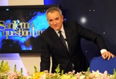 Lamberto Sposini (Foto Ansa)