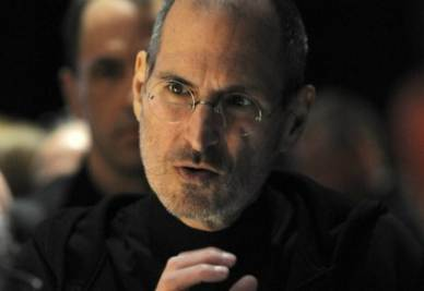 Steve Jobs, fondatore di Apple (Ansa)