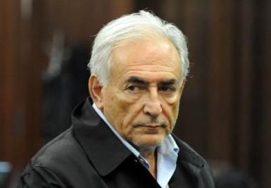 Strauss-Kahn, foto Ansa