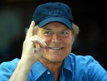 Terence Hill (Ansa)