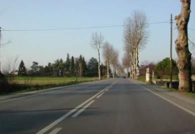 Il Terraglio, a Treviso