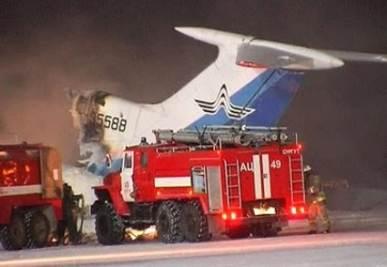 L'incidente di questa notte in Russia