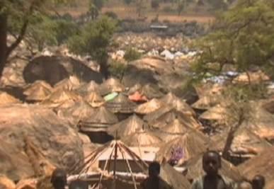 Un villaggio ugandese