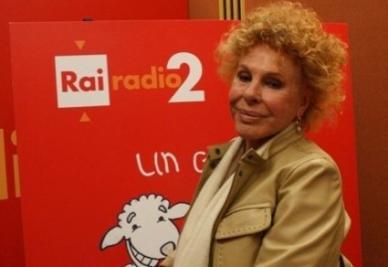 Ornella Vanoni a Radio 2