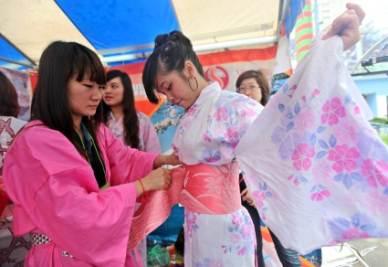 Tra le opportunità per i turisti in Vietnam, anche lo Cherry blossom Festival
