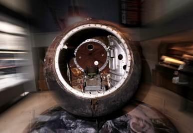 Il veicolo Vostok (Foto: Ansa)