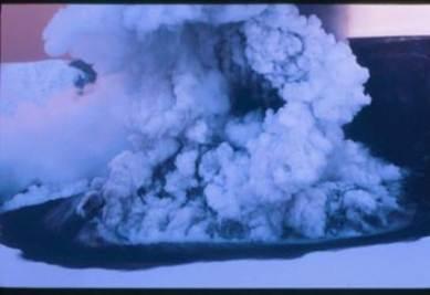 Il vulcano islandese