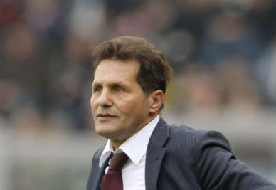 Walter Alfredo Novellino, tecnico Livorno (Foto: Ansa)