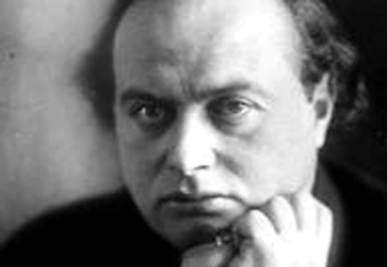 Franz Werfel (immagine d'archivio)