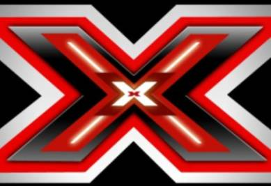 Il logo di X-Factor