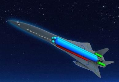 Il nuovo Concorde, lo Zehst