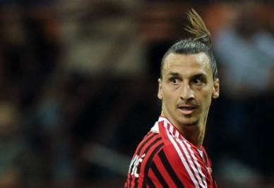 Zlatan Ibrahimovic (Foto: ANSA)