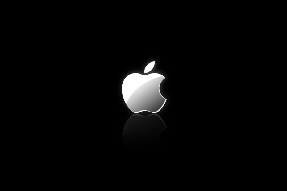 Il logo di Apple